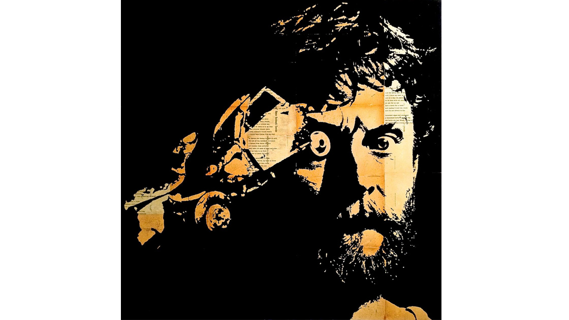 James Powditch, Ben Quilty - and I am not afraid to die