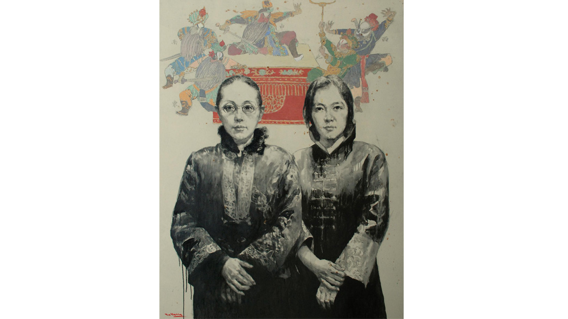 Hong Fu, Beijing Opera - Echo & Helena