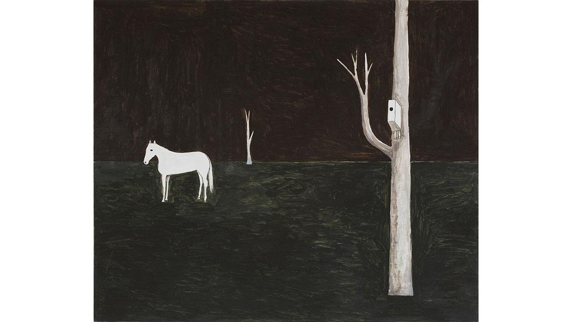 White-horse,-2015