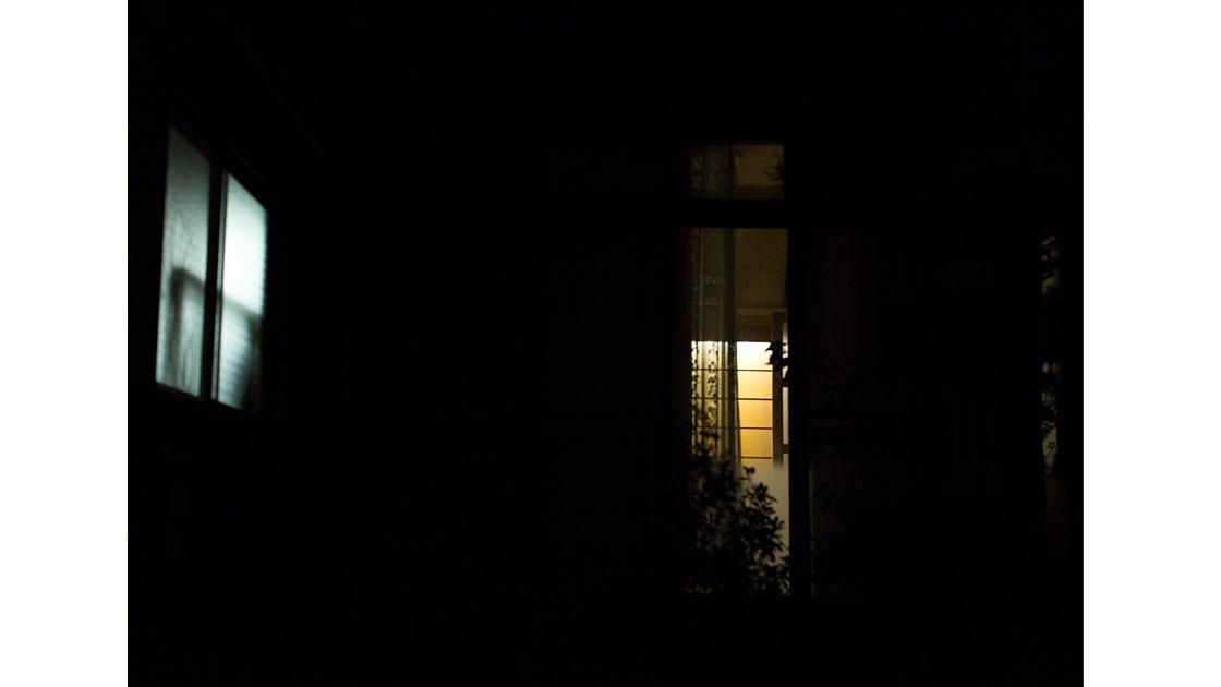 "Itoshima Night 4, Series: In a dim light, 2013, chromogenic prints, 30x40"""