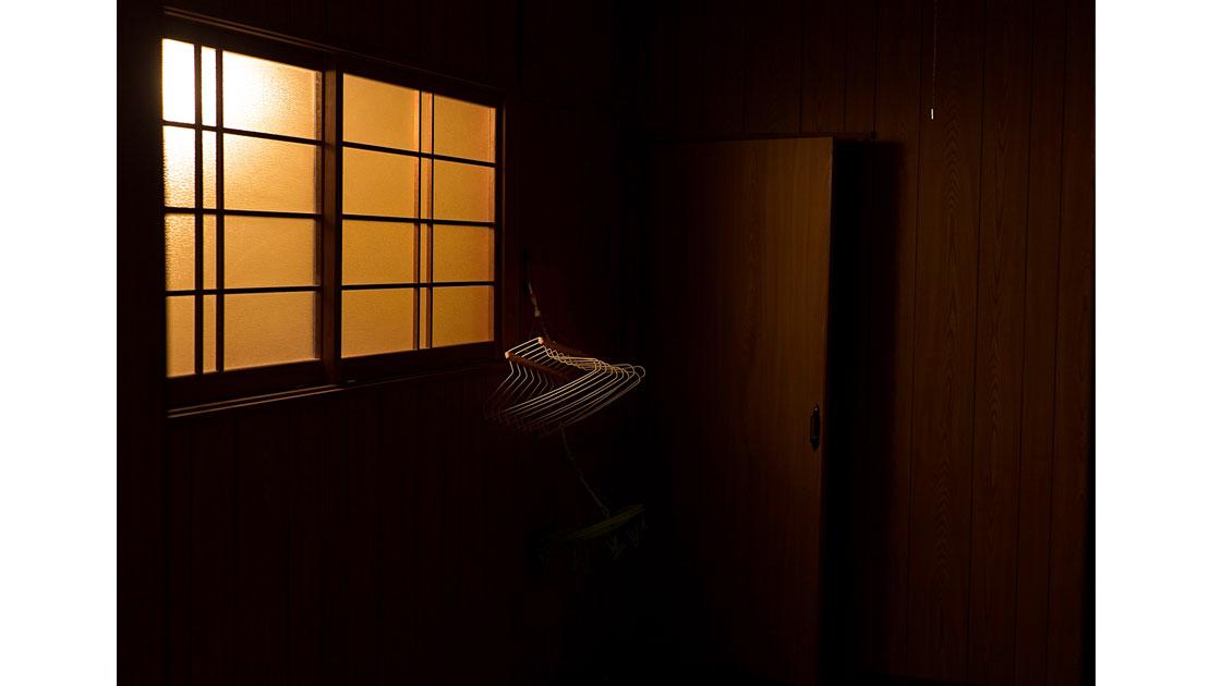 """Hanger, Series: In a dim light, 2013, chromogenic prints, 30x40"""""""