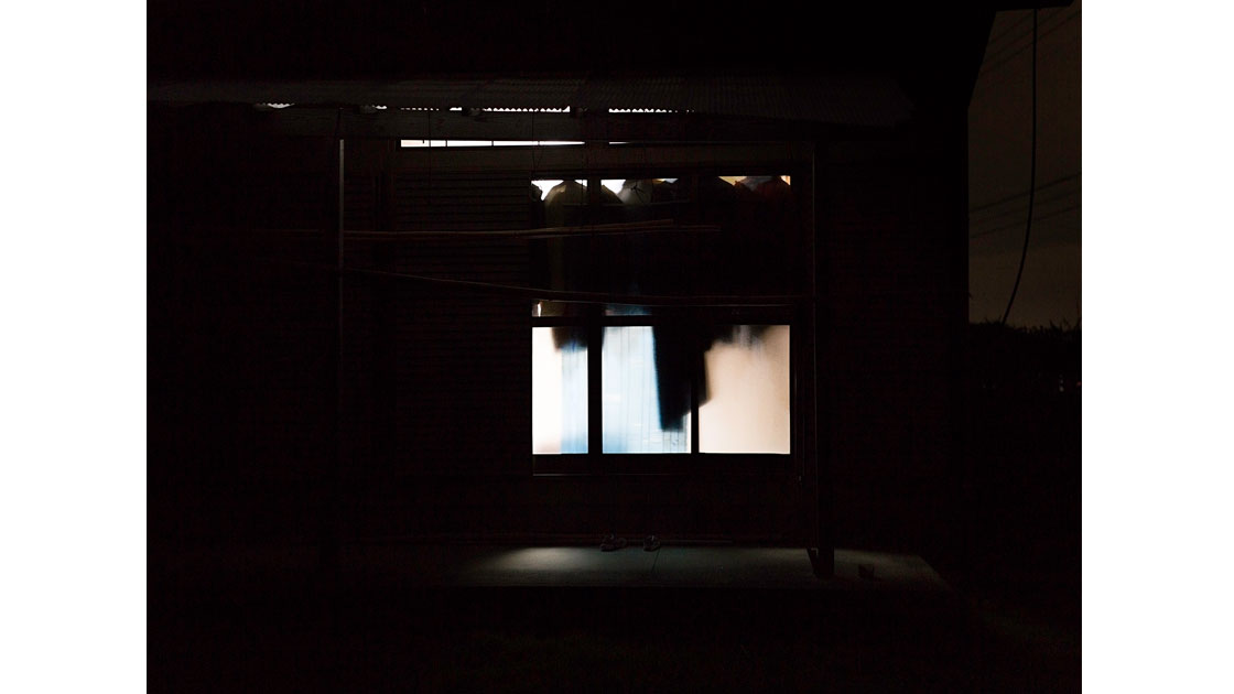 Itoshima Night 2, Series: In a dim light, 2013, chromogenic prints, 30x40""