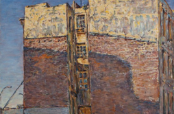 Tom Carment, winner of the NSW Parliament Plein Air Painting Prize