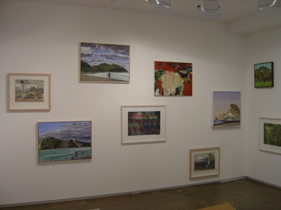 Installation view, Bowen Galleries, Wellington