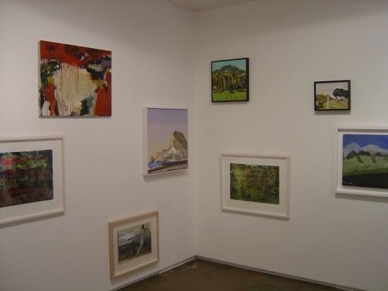 On This Island, Bowen installation view