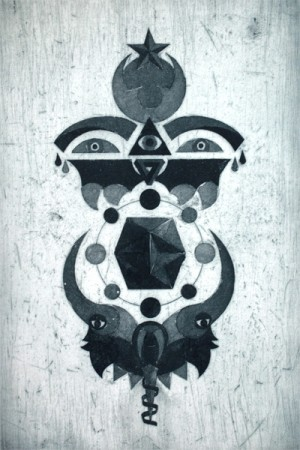 Oliver Stokes Hughes: Dark Matter image
