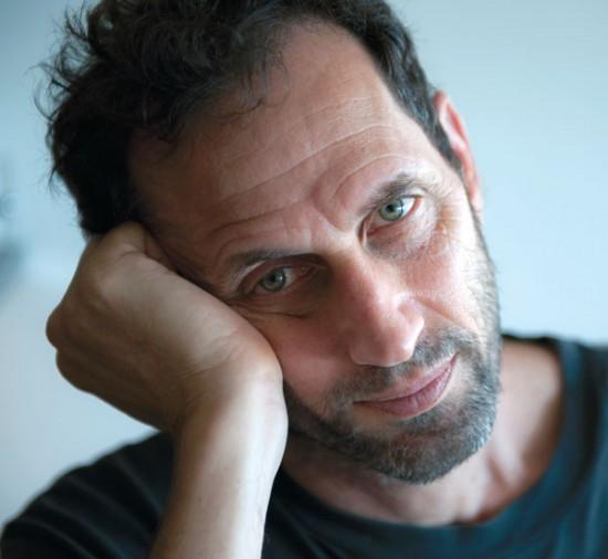 In conversation with Moshe Rosenzveig image