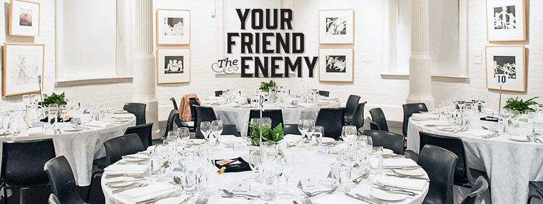 Your Friend the Enemy Gala Dinner