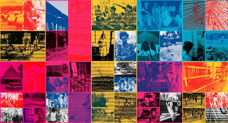 Fiona-MacDonald-(NSW),-Narelle-Jubelin-(NSW),-Victor-De-Sousa-(TL),-Maria-Madeira-(TL-&-WA),-Elastic--Borracha--Elástico-(2012-Timor-Leste-Mobile-Residency-Archive),-2014_