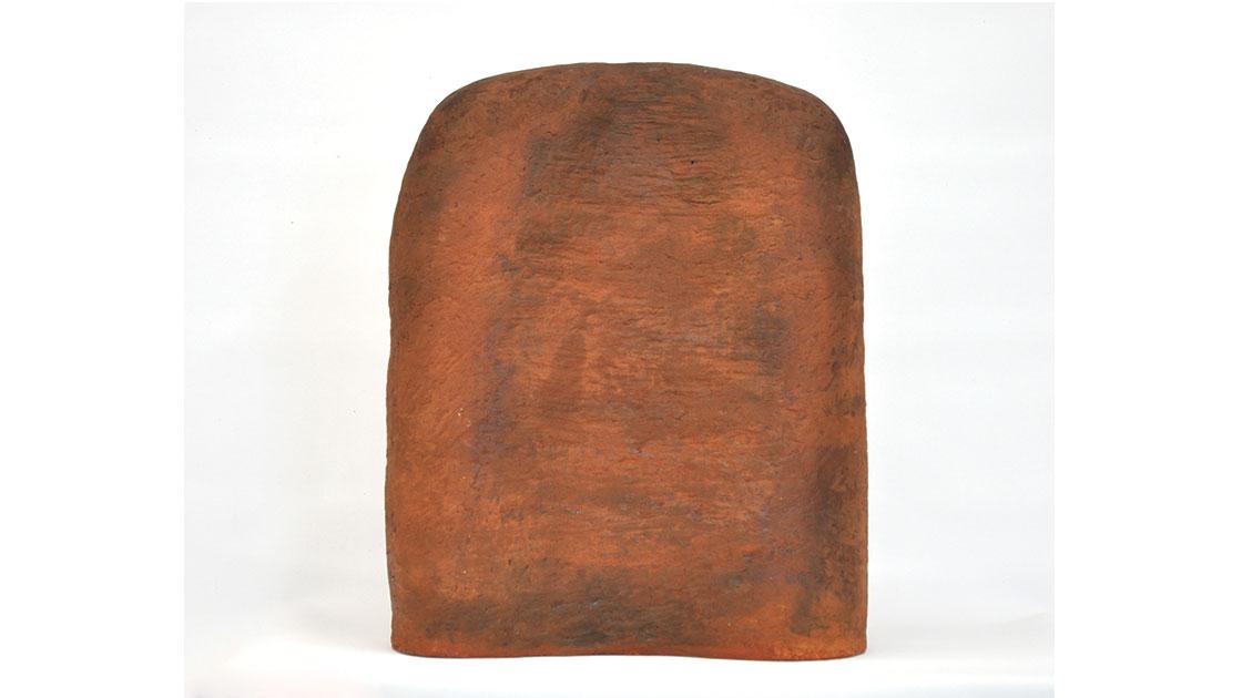 Untitled, c. 1979, clay, 63.5 x 49 x 15 cm, courtesy Utopia Art, Sydney