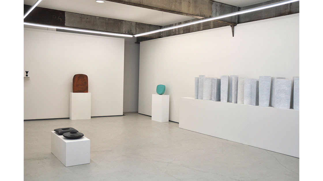 """""""Home,"""" installation view at Utopia Art, Sydney, 2021"""