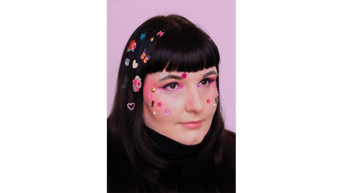 Carla Adams, photographed by Ethan Blackburn, courtesy the artist and Edith Cowan University