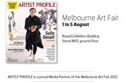 Artist Profile at MAF 2012