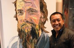 Anh Do wins the 2014 Kogarah Art Prize