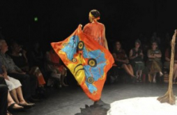 Flair and fashion at the Cairns Indigenous Art Fair