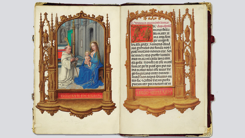 The Rothschild Prayerbook - Artist Profile